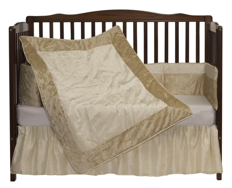 Crocodile II Crib Bedding